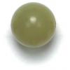Semi-Precious 10mm Round Olivine Jade